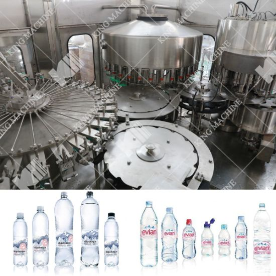 SGS Approved Mineral Water Bottling Machine pictures & photos