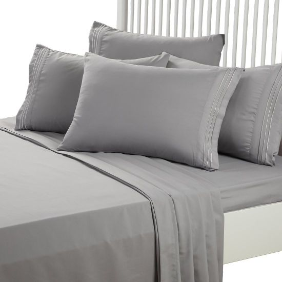 High Quality Brushed Microfiber Ed Bed Sheets For Home Dpf1035