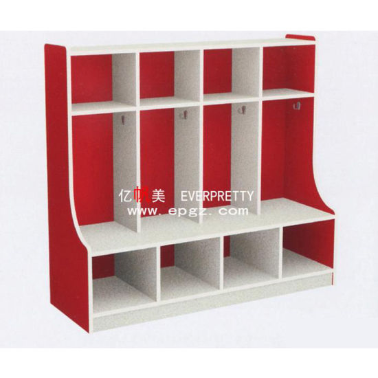 High Quality Kindergarten Furniture Kids Storage Cabinet