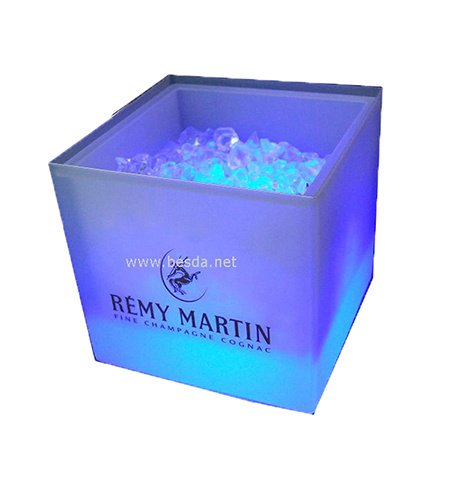 7 Colors Changing LED Ice Bucket Advertising Bucket Promotion Bucket pictures & photos