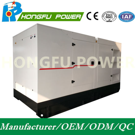 44kw 55kVA Silent Diesel Generator Set Powered by Cummins Engine with Ce/ISO/etc pictures & photos