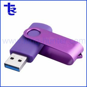 Colorful Rotating Memory Stick USB 2.0 Flash Pen Thumb Drive pictures & photos