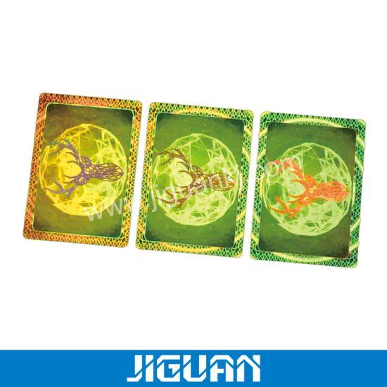 Various Printing Transparent 3D Security Hologram Stickers