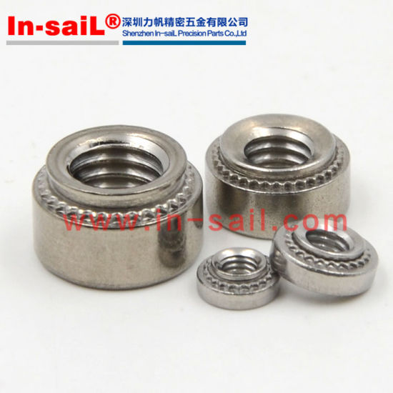 Metric SP SS Pem Self-Clinching Nuts Types S CLSS CLS CLS-M4-1