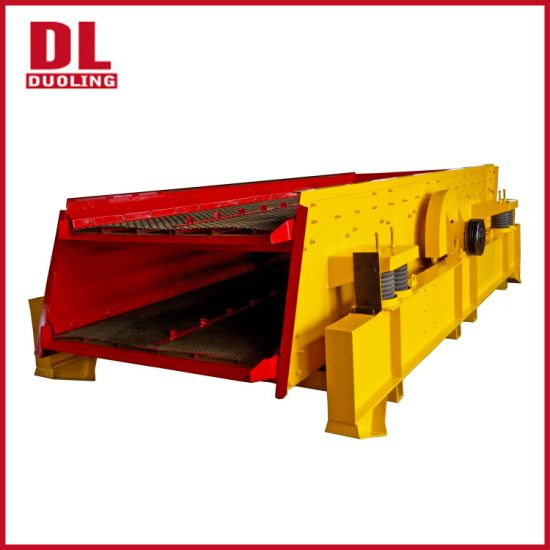 Duoling High Frequency Stone Quarry Plant Vibrating Screen