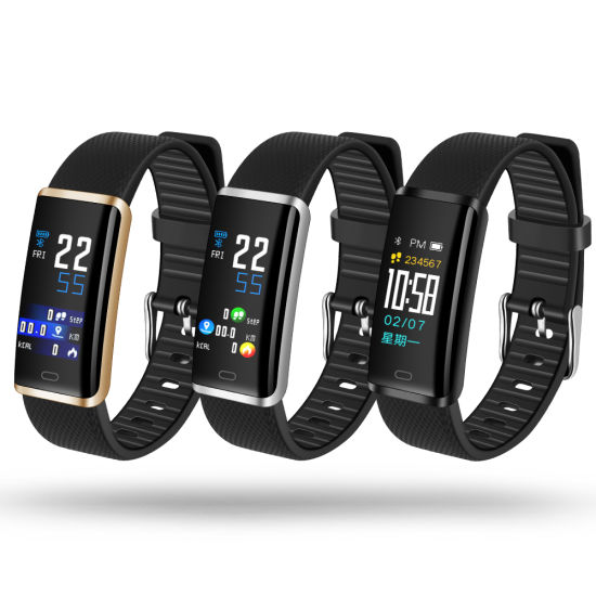 2019 Newest Fashion Wholesale Bluetooth Heart Rate Activity Sleep Silicone Watch Smart Bracelet R9