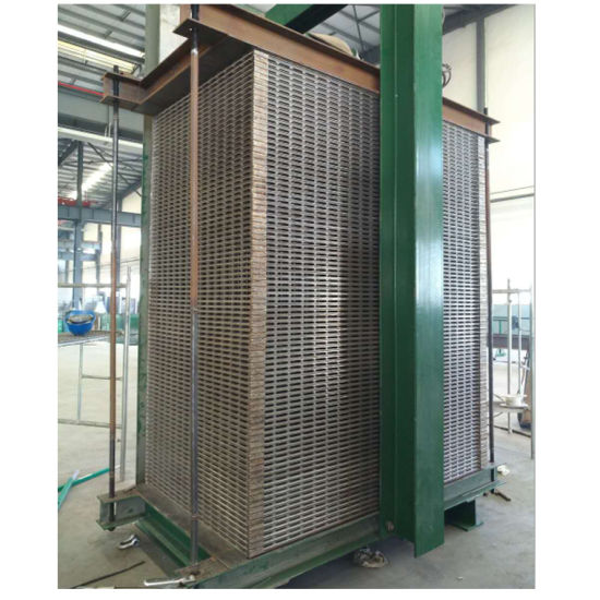 Heating Air Heat Exchanger Work Combined with Heating Furnace pictures & photos