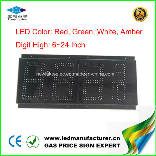 """16"""" LED Price Sign Board for Gas Station"""
