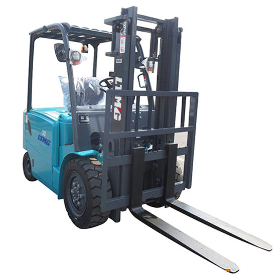 Ltmg American Controller 3 Ton 4 Ton Battery Forklift with Customized Battery
