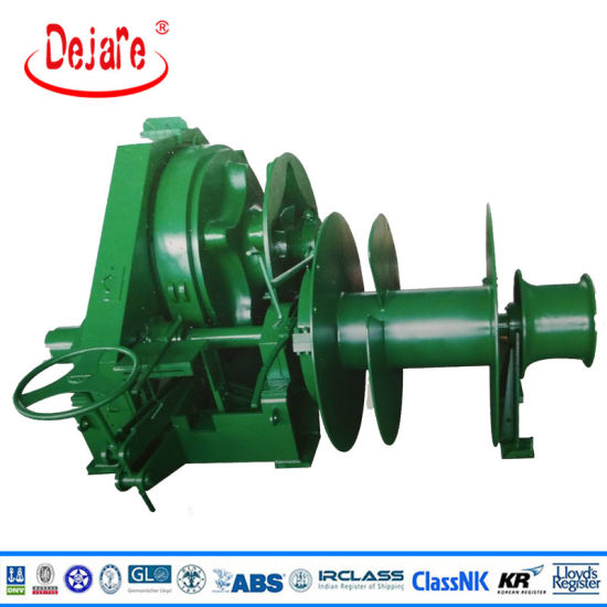 Electric Hydraulic Combined Anchor Winch