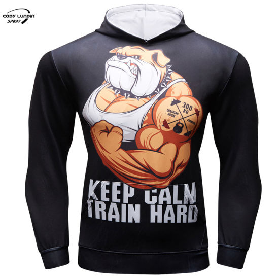Cody Lundin Printed Hoodie Om Obsession Colorful for Woman and Men Casual with Fancy Design Cotton Best Price in Bulk