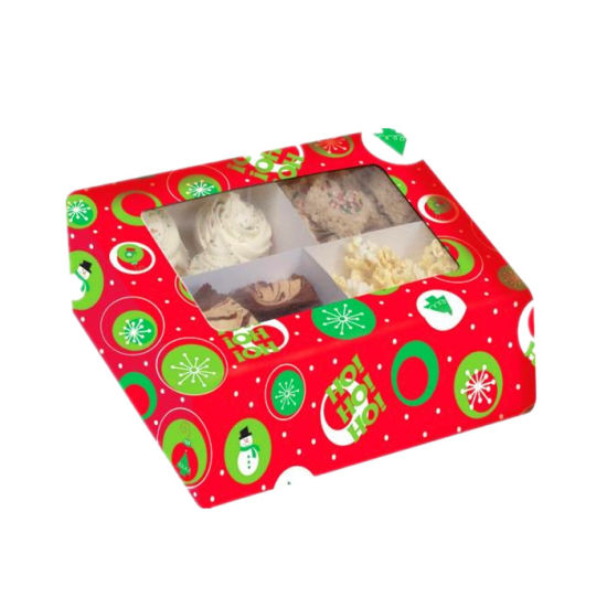 New Products Christmas Paper Gift Bag Candy Boxes Packaging pictures & photos