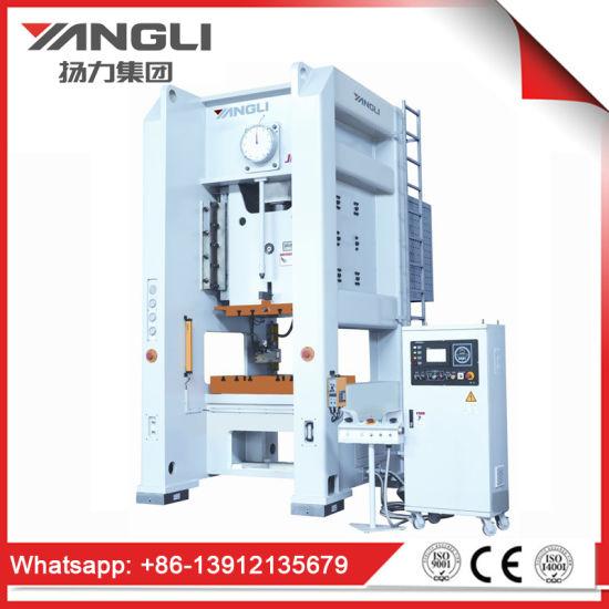 Jm31/Jmd31 Series Gantry Type Single Point Mechanical Hydraulic Power Press
