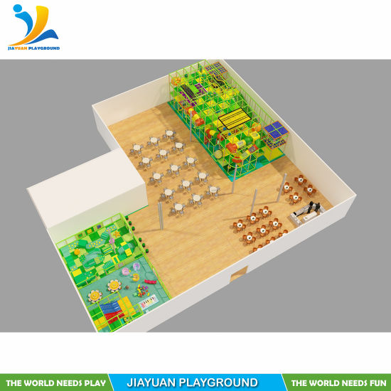 Indoor Playground Manufacturer Jiayuan Playground
