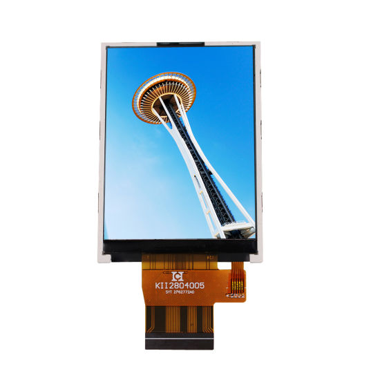 2.8 TFT LCD Display with Capacitive Touch Screen