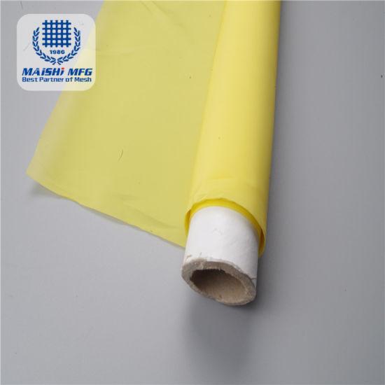 100% Polyester Screen Printing Mesh Silk Fabric