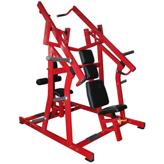 China ISO-Lateral Chest Back Gym Hammer Strength Fitness Exercise