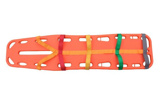 PE Medical Spine Board Stretcher pictures & photos