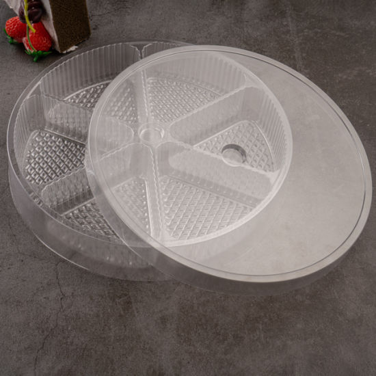 High Quality Custom Transparent Plastic Blister Clamshell Container