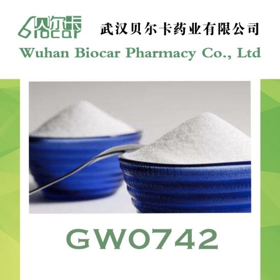 Fitness Cycle Steroids Gw0742 Factory Price CAS 317318-84-6