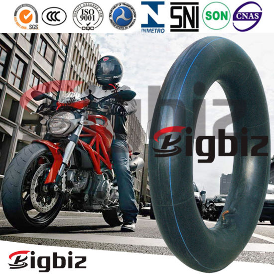 Hot Sale 4.00-18 Rubbermotorcycle Inner Tube