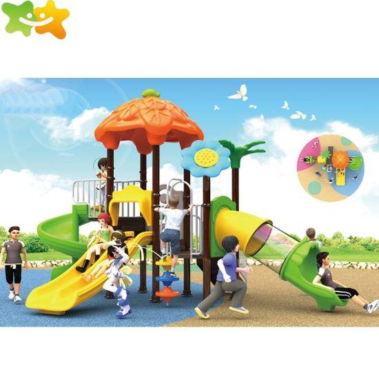 S018 Mature Lifelike 100% Full Inspection Outdoor Playground Equipment