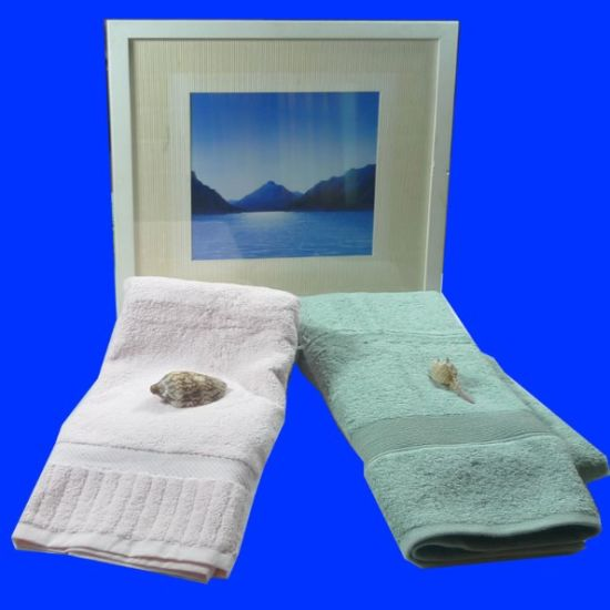 Luxury Hotel Towel Bath Towel with 100% Cotton pictures & photos