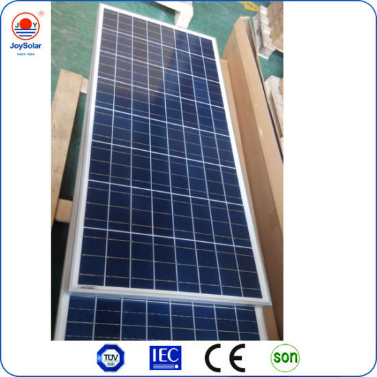 2020 Hot Sale Price of 100W Solar Panel Manufacture
