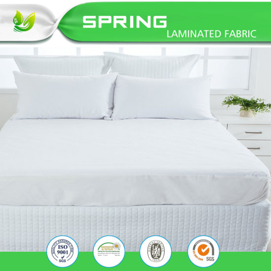 Made In China Factory Produce King Size Waterproof Mattress Cover