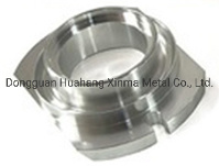 High Tech Durable CNC Machining Drilling Grinding Custom Metal Parts for Equipment