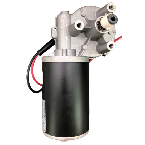 Low Speed DC Gear Motor 24V 120 Rpm Small Gearbox Motor for Power Appliance
