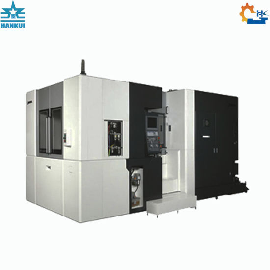H80-1 CNC Horizontal Machining Center CNC Horizontal Milling Machine