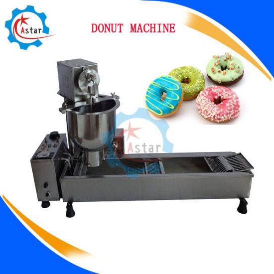 Stainless Steel Donut Fryer for Sale pictures & photos
