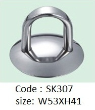 Stainless Steel Knob for Cookware, Pot, Pan Lid