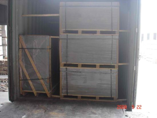 Exterior Decorative Partition Panel Fiber Cement Boards for Building Material pictures & photos