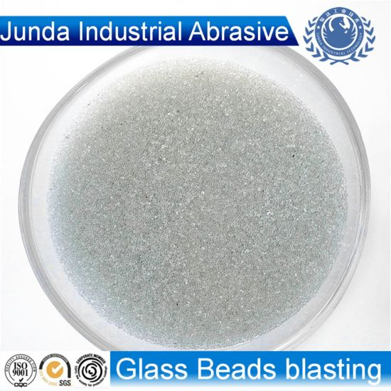 China Abrasive Glass Beads Used For Sandblasting And Polishing China Glass Bead For Sandblasting Glass Microsphere