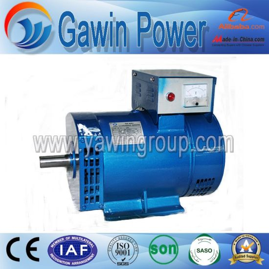 China 15kw Three-Phase Generator Used as Power Source