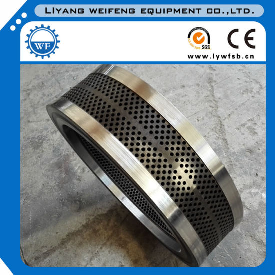 Wood Pellet Ring Die Yulong 560 Yulong Xgj 560 pictures & photos