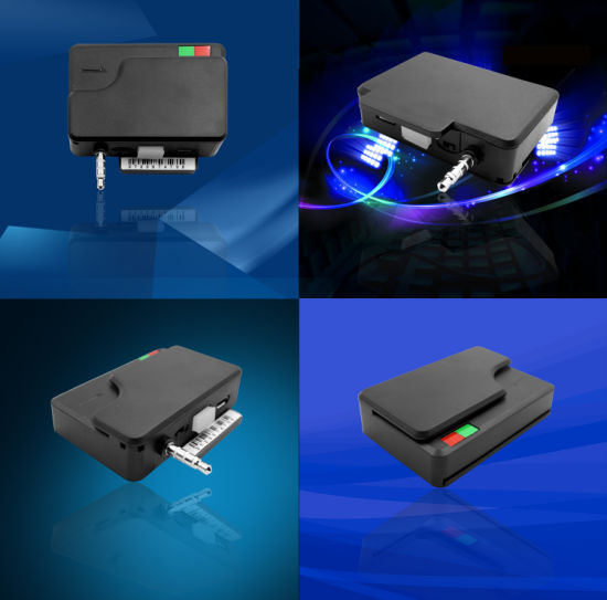 Magnetic Card and EMV Chip Card Reader MCR02 with Free Software and Sdk,  Mobile Card Reader