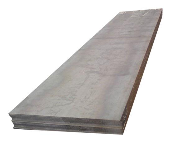 Hot Rolled JIS Standard High Strength Ss400 Carbon Steel Plate