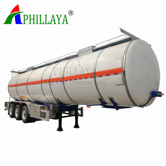 Liquid Stainless Steel Water Tank Trailer (03) pictures & photos