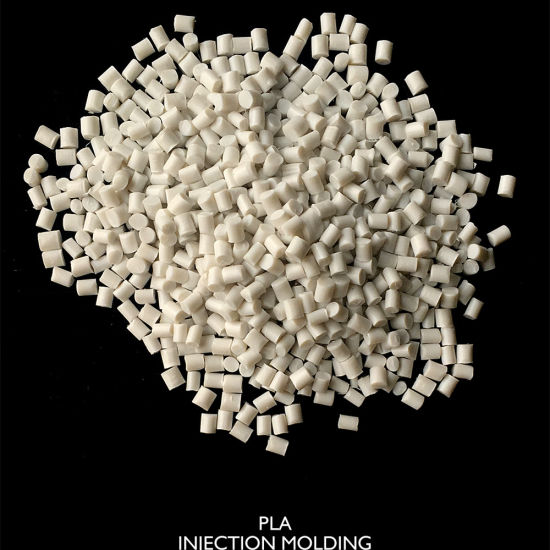 100% Compostable PLA Granules for Injection Moulding