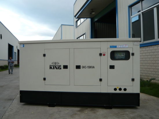 150kVA Generator Diesel Power Gensets with Cummins Engine pictures & photos
