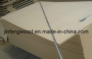MDF/Plain MDF/Raw MDF From Factory in China with Good Price pictures & photos