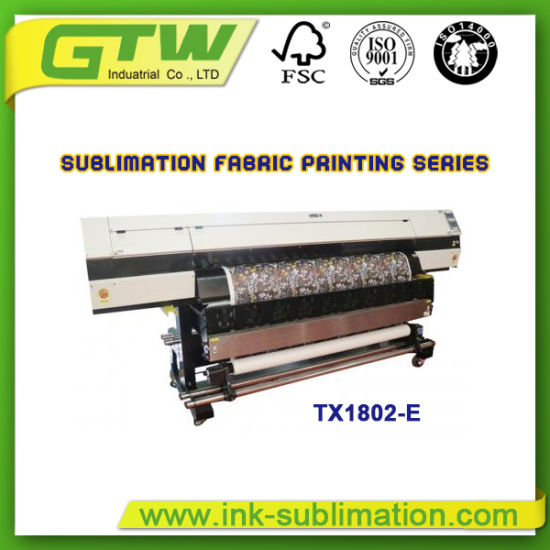 Oric 1.8m Wide Format Sublimation Printer with Double Print Heads