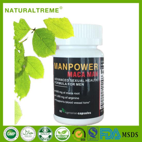 [Hot Item] Wholesale Maca Herbs Suppliers Strong Man Capsule