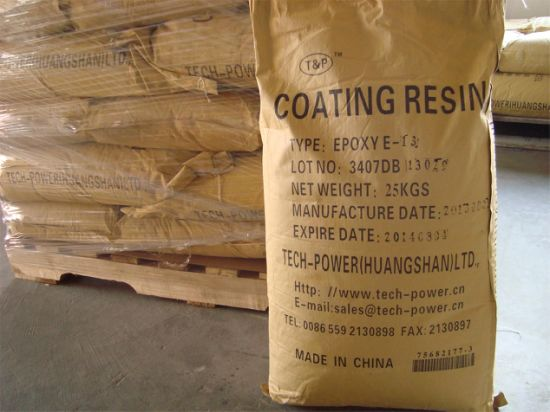 E12-Solid Epoxy Resin for Powder Coatings