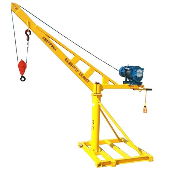 China Portable Small Lift Electric 400 500 300 200 100kg Single