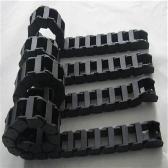 Reinforced Nylon High Speed Muted Cable Drag Chain