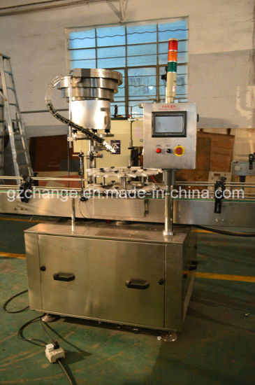 Auto Olive Oil Filling Capping Labeling Processing Line pictures & photos